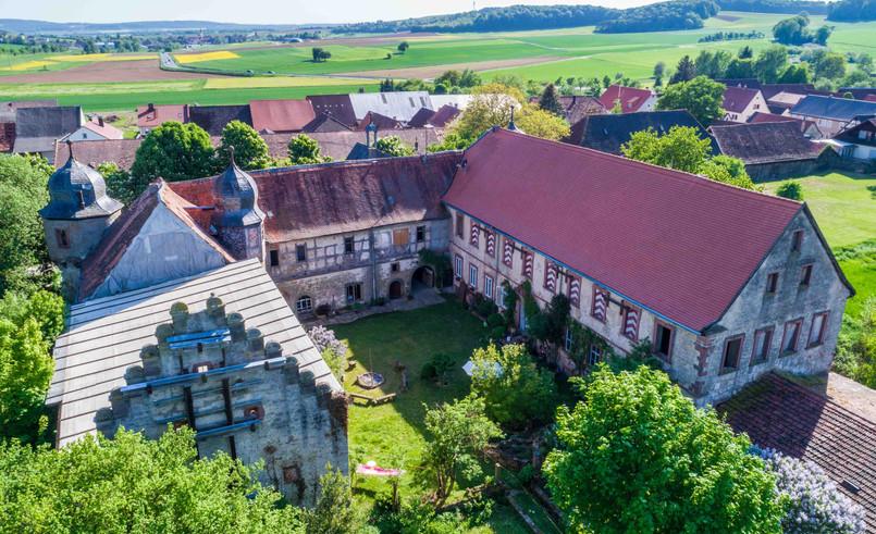 Schlossanwesen im Landkreis Main-Spessart