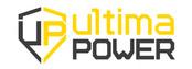Ultima Power Logo - Schrift rechts - Far