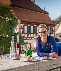 Das kulinarische Weinland