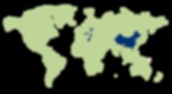 Weltkarte Arzneitees_Blasen- und Nierent