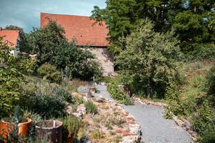 Hortus nocte, Naturgarten