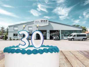 Happy Birthday Auto Busch & Hartmann!