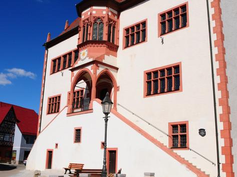 Einmal Mittelalter und zurück: Die Rathausführung