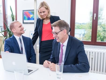 Managementteam bündelt das Geschäft