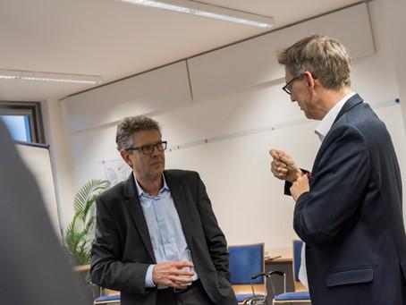 Dr. Bernhard Rosenberger zum Thema Führungskräfteentwicklung