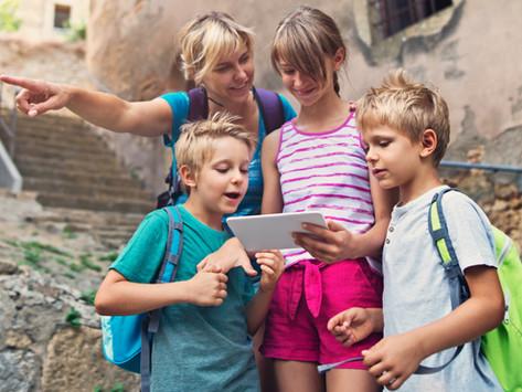 Stadtführung für Kinder (ab 6 Jahren) zusammen mit junggebliebenen Erwachsenen