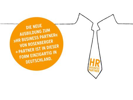 Werden Sie HR Business Partner