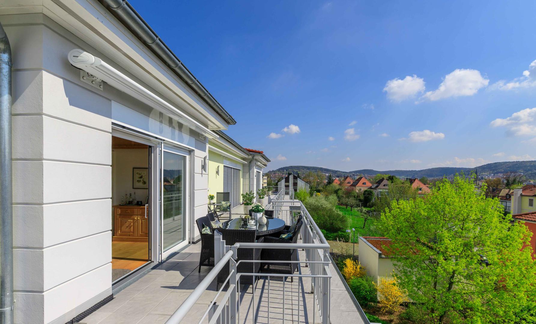 Penthouse in Bad Kissingen
