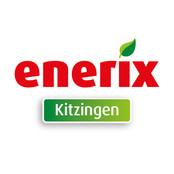 Logo Enerix Außenbeschilderung Geb. 101.