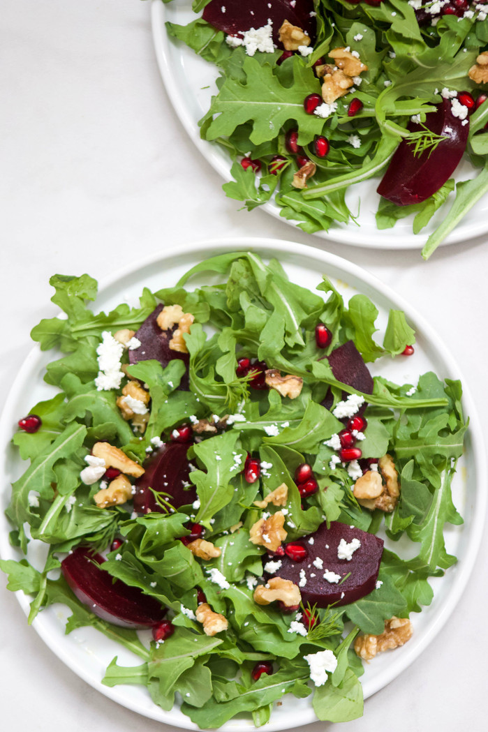 Winter Beet Salad