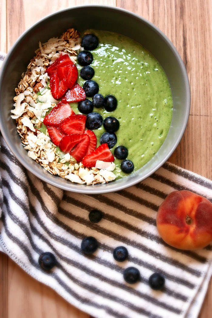 Smoothie Bowl - Farmers Market Finds Pt. 1