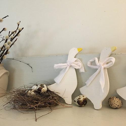 Small Goose Decoration