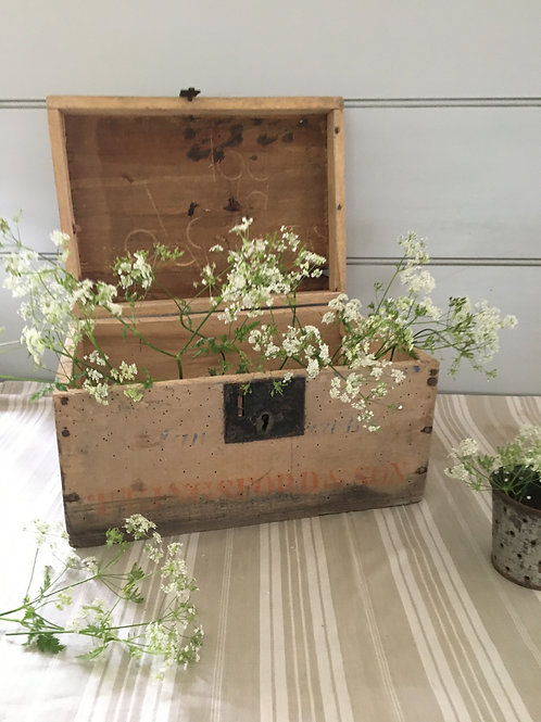 Rustic Vintage Corn Box