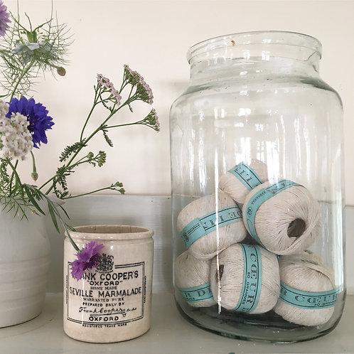 Glass Preserving Jar