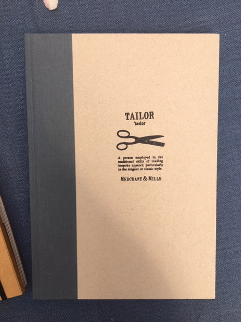Tailor's Sketch Book