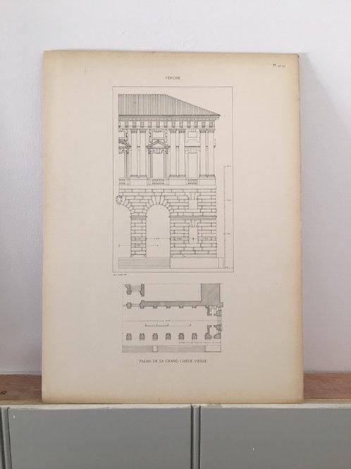 Verona - Palais de la Grand Garde Vielle