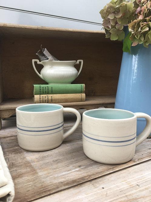 Large Artisan Cups