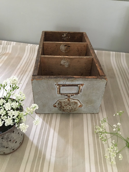 Vintage French Drawer - No. 62