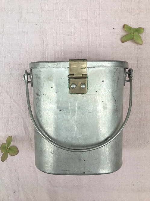 Vintage French Lunch Tin