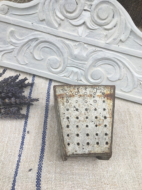 Little Galvanised Mould