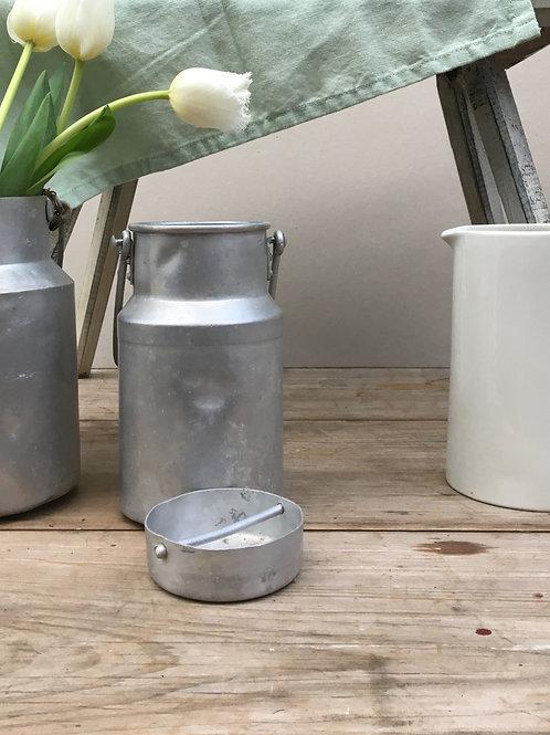 Vintage French Milk Churn (Small)