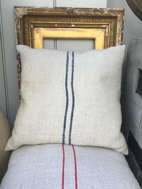 French Grainsack Cushion