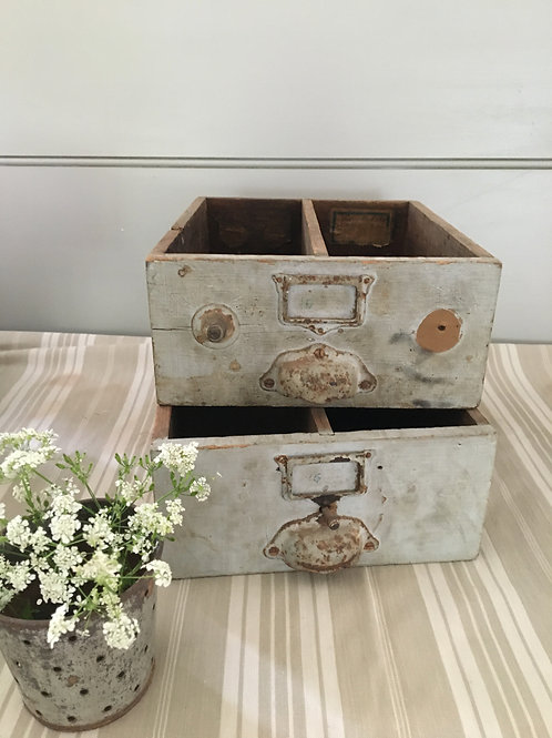 Vintage French Drawer - No. 252