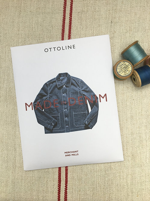 Ottoline - Boxy Workwear Jacket