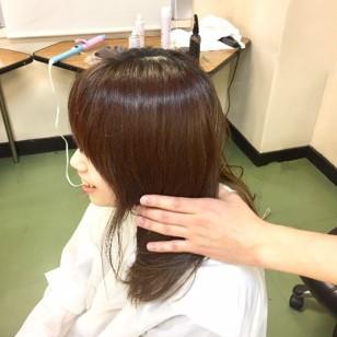ふんわり つや髪プロジェクト1