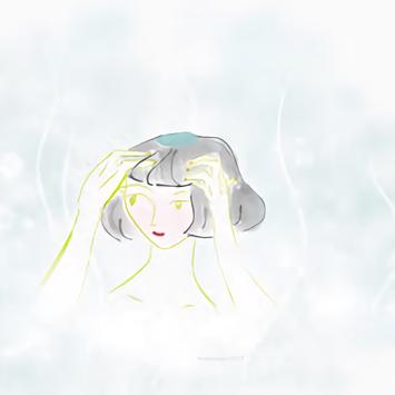 頭皮を清潔に保つ