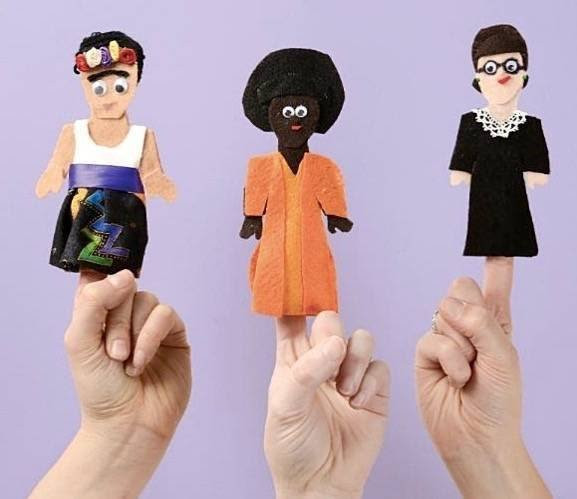Link to Class Details at musejar.com. Image source: Crafting with Feminism, Bonnie Burton.