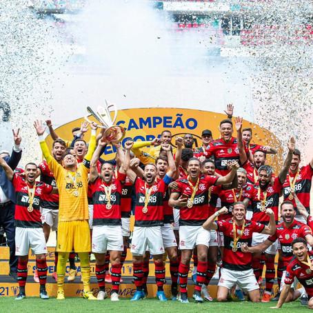 Nos pênaltis, Flamengo vence Palmeiras e se torna bicampeão da Supercopa do Brasil