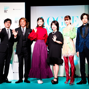 【Event Snap】 VOGUE FASHION'S NIGHT OUT 2019 -神戸-