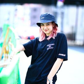 【Fashion Snap】長谷川 ミラ