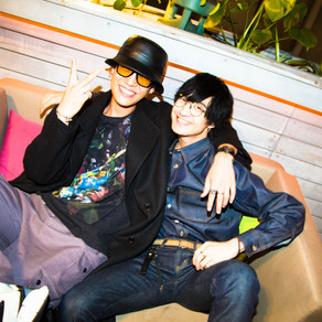 【Fashion Snap】畔柳 康佑 / 田中 健太郎