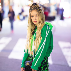 【Fashion Snap】らあちゃん