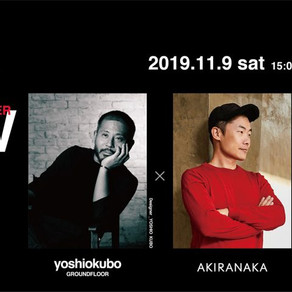 【Event Snap】 MIDWEST DESIGNER FES vol.1 yoshiokubo × AKIRANAKA × th