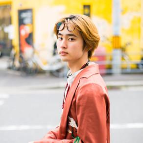 【Fashion Snap】Sho Sugimoto