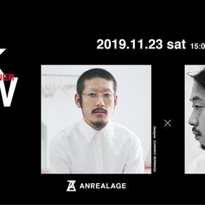 【Event Snap】 MIDWEST DESIGNER FES vol.2 ANREALAGE × doublet