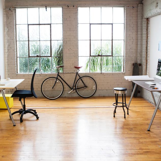 Ristrutturazione ufficio designer