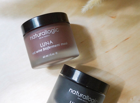 Review: Naturallogic UNMASK and LUNA Mask