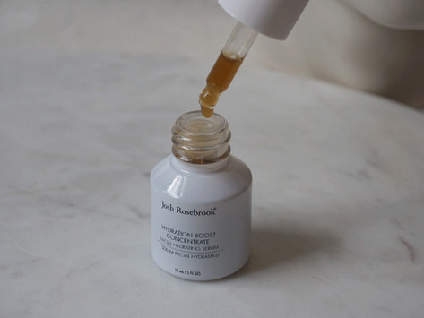 Review: Josh Rosebrook Hydration Boost Concentrate