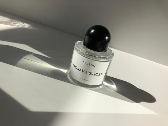 luxury fragrance byredo mojave ghost
