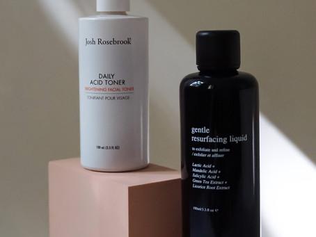 Gentle Exfoliation featuring Josh Rosebrook & Deviant Skincare