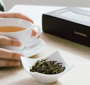 Black ginseng leaf has health benefits - perfect for tea. made by KiwiSeng in New Zealand
