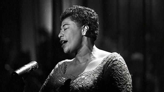 Ella Fitzgerald - Vocalist