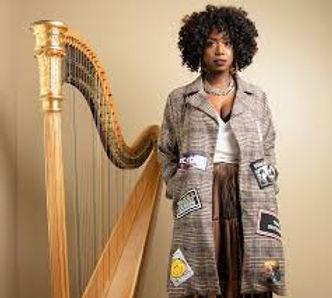 Brandee Younger - Harp
