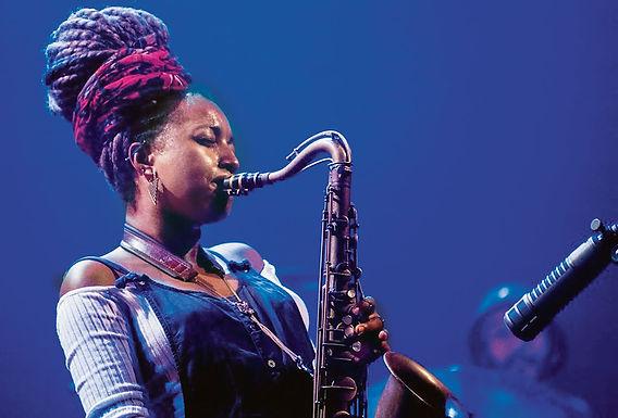 Nubya Garcia - Saxophone