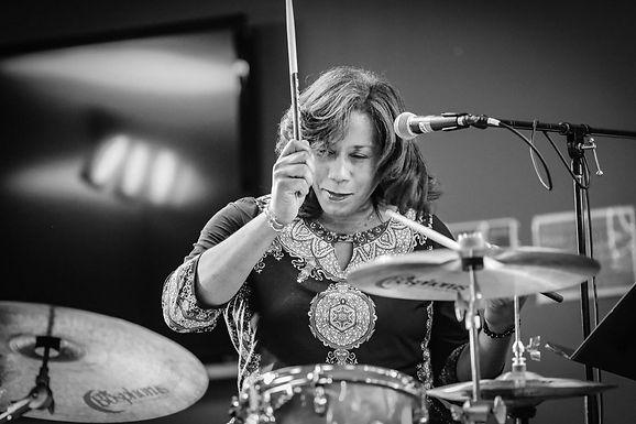 Gayelynn McKinney - Drums