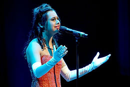 Veronica Swift - Vocalist